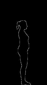 Žena - váha pod 70 kg