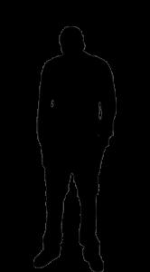 Muž - výška 175 - 190 cm